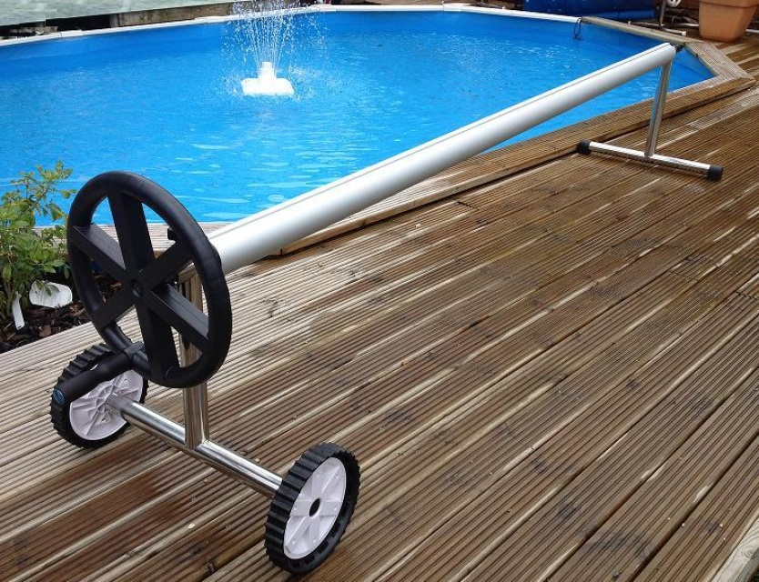 Swimming Pool Cover Roller Adjustable Up To 6m